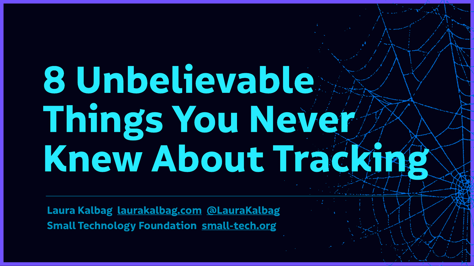 8 Unbelievable Things You Never Knew About Tracking