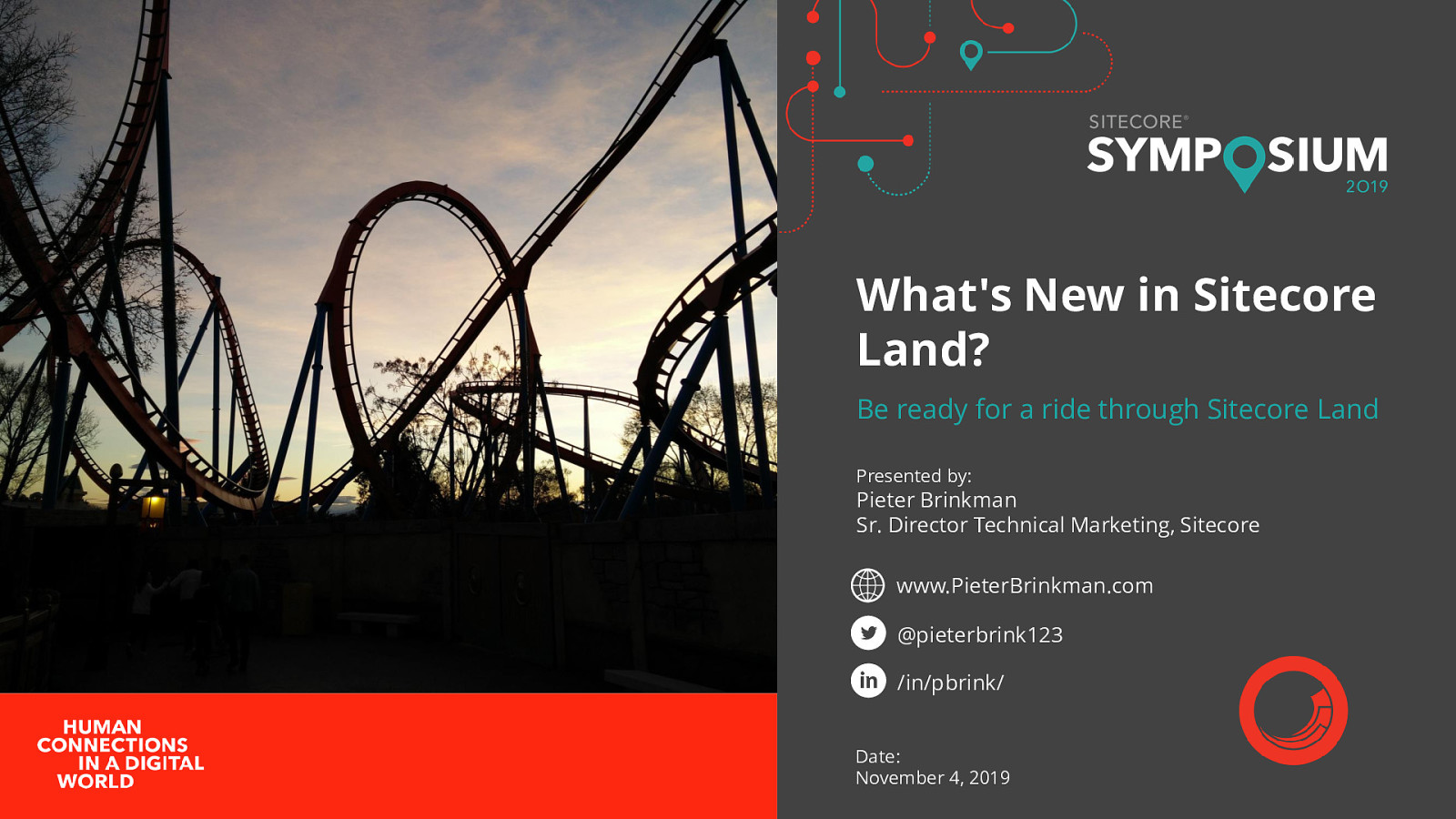 What's new in Sitecore land