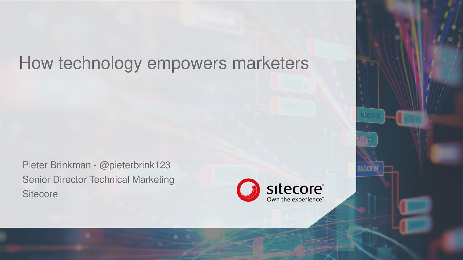How technology empowers marketers
