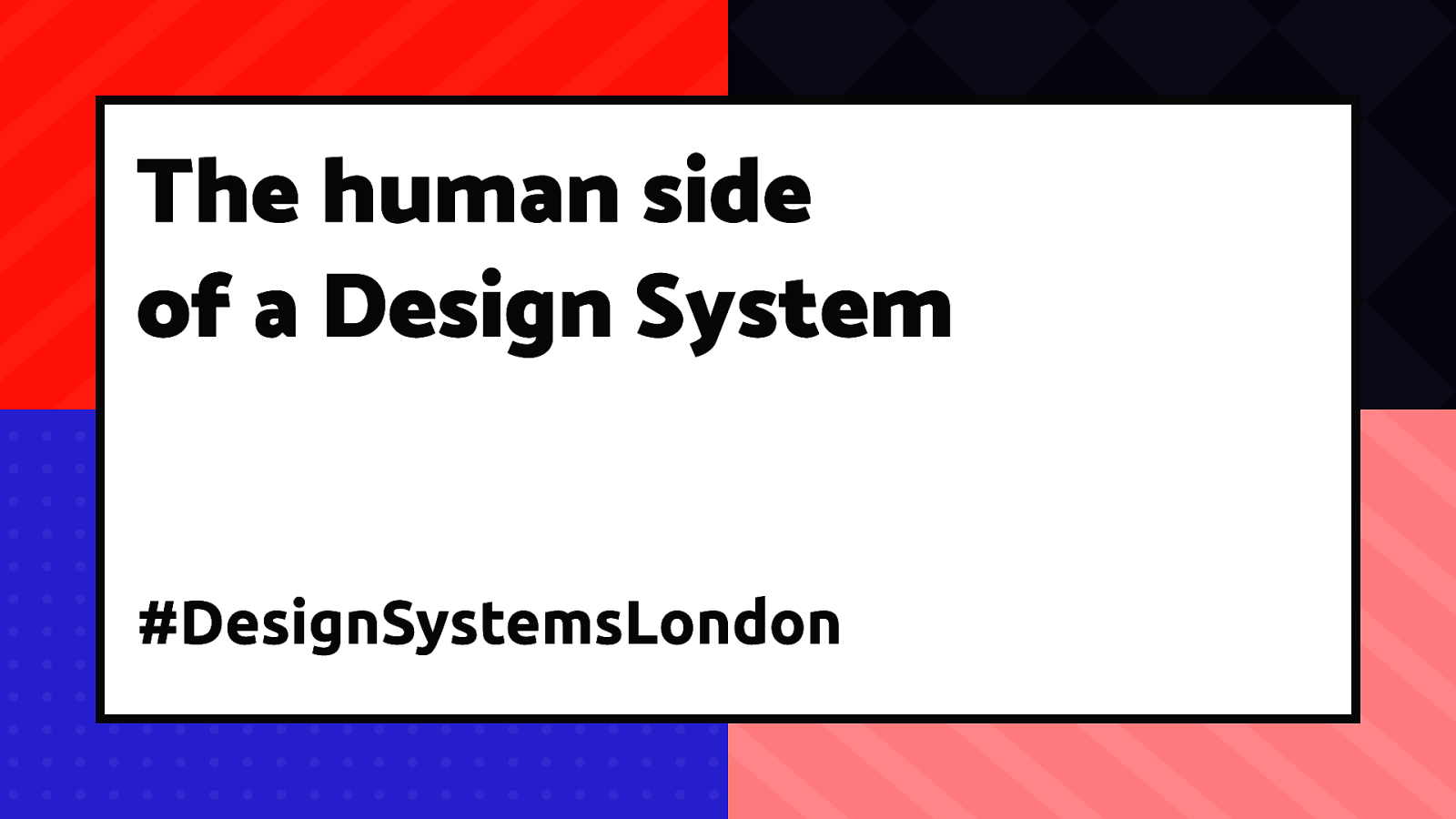 The human side of a Design System