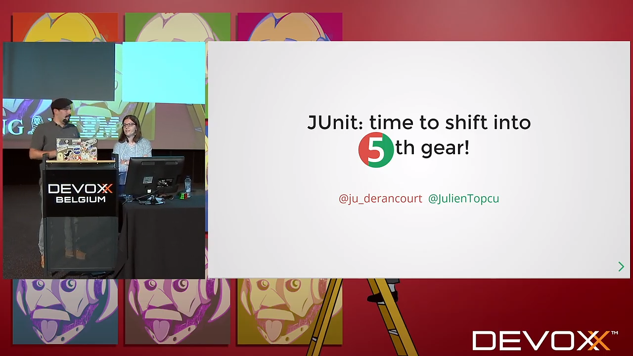 JUnit: time to shift into 5th gear!