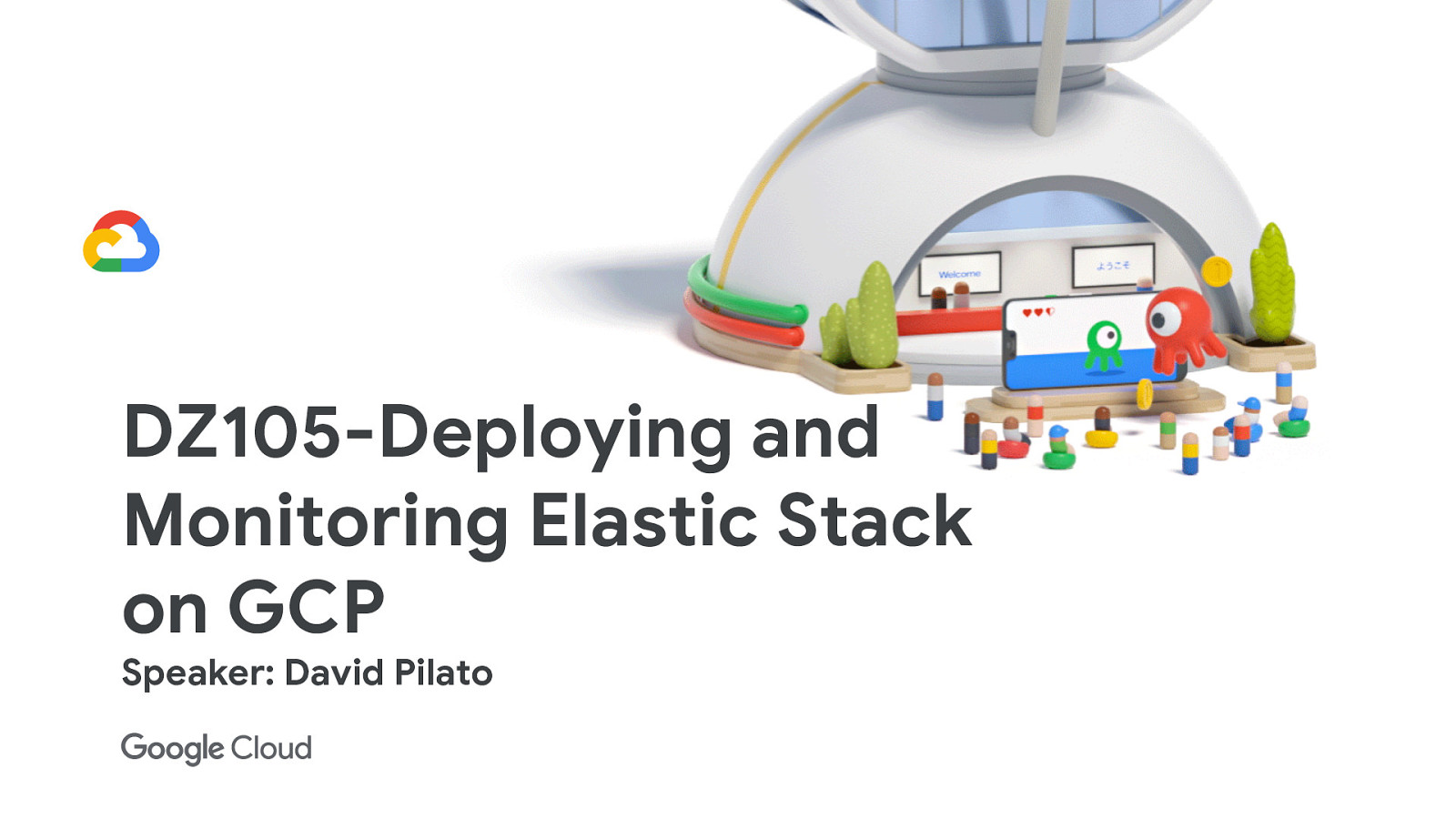 Deploying and Monitoring Elastic Stack on GCP