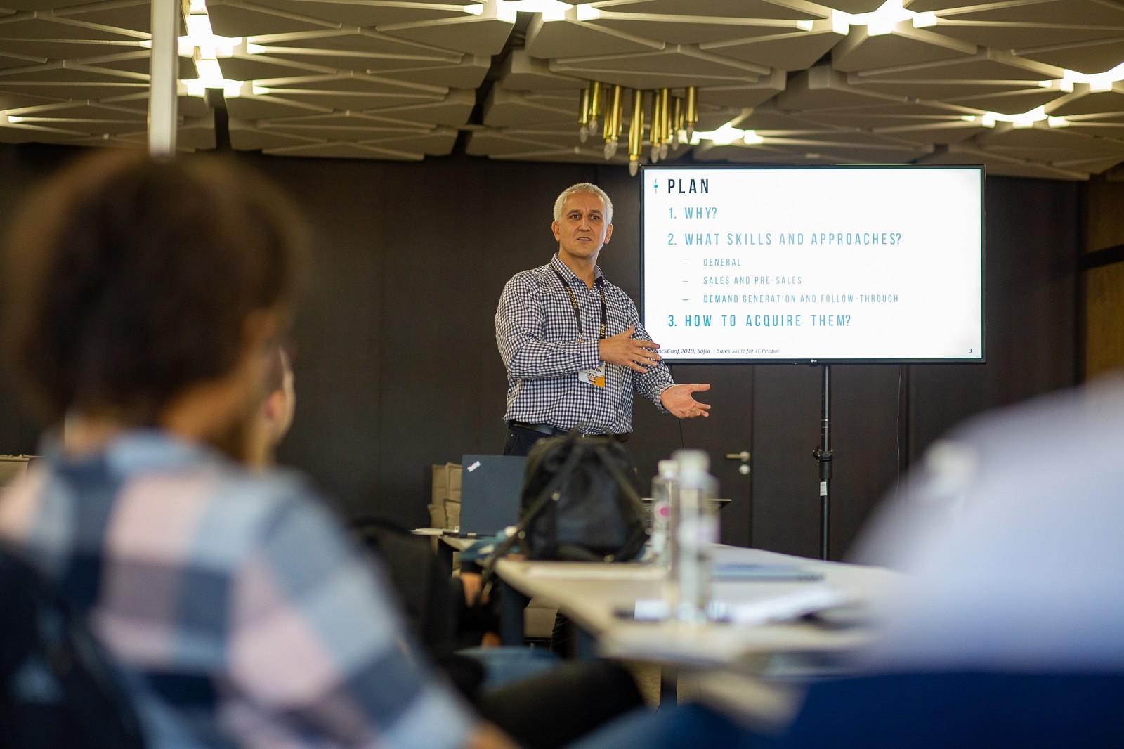 [ workshop ] Sales Skills for IT People