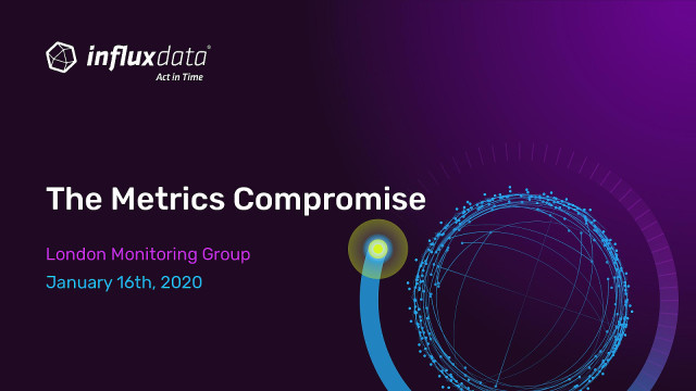 The Metrics Compromise