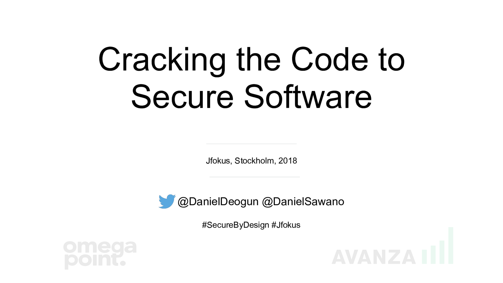 Cracking the Code to Secure Software
