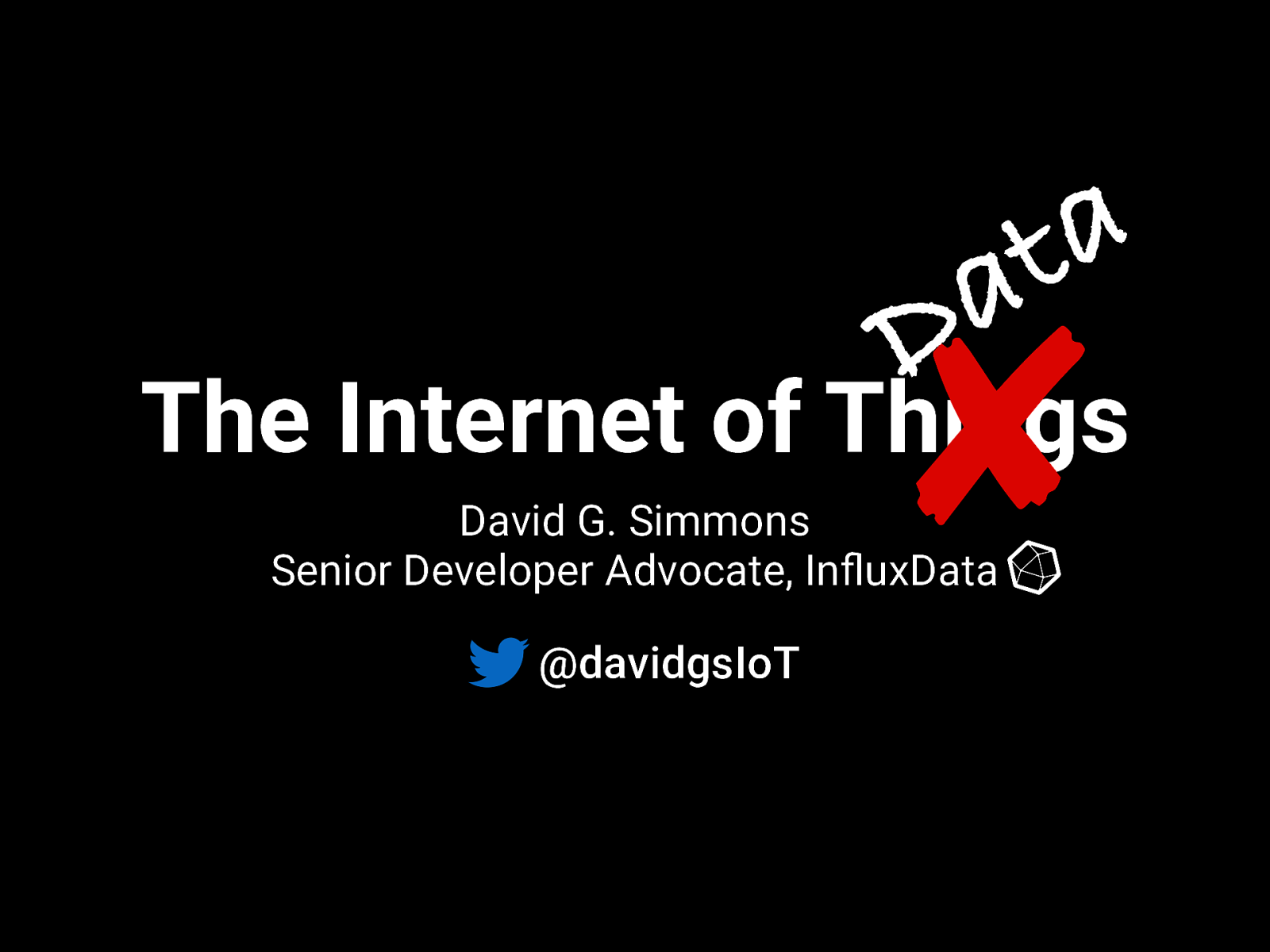 The Internet of Data