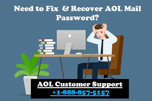 +1-888-857-5157 | Learn to Fix & Recover AOL Mail Password
