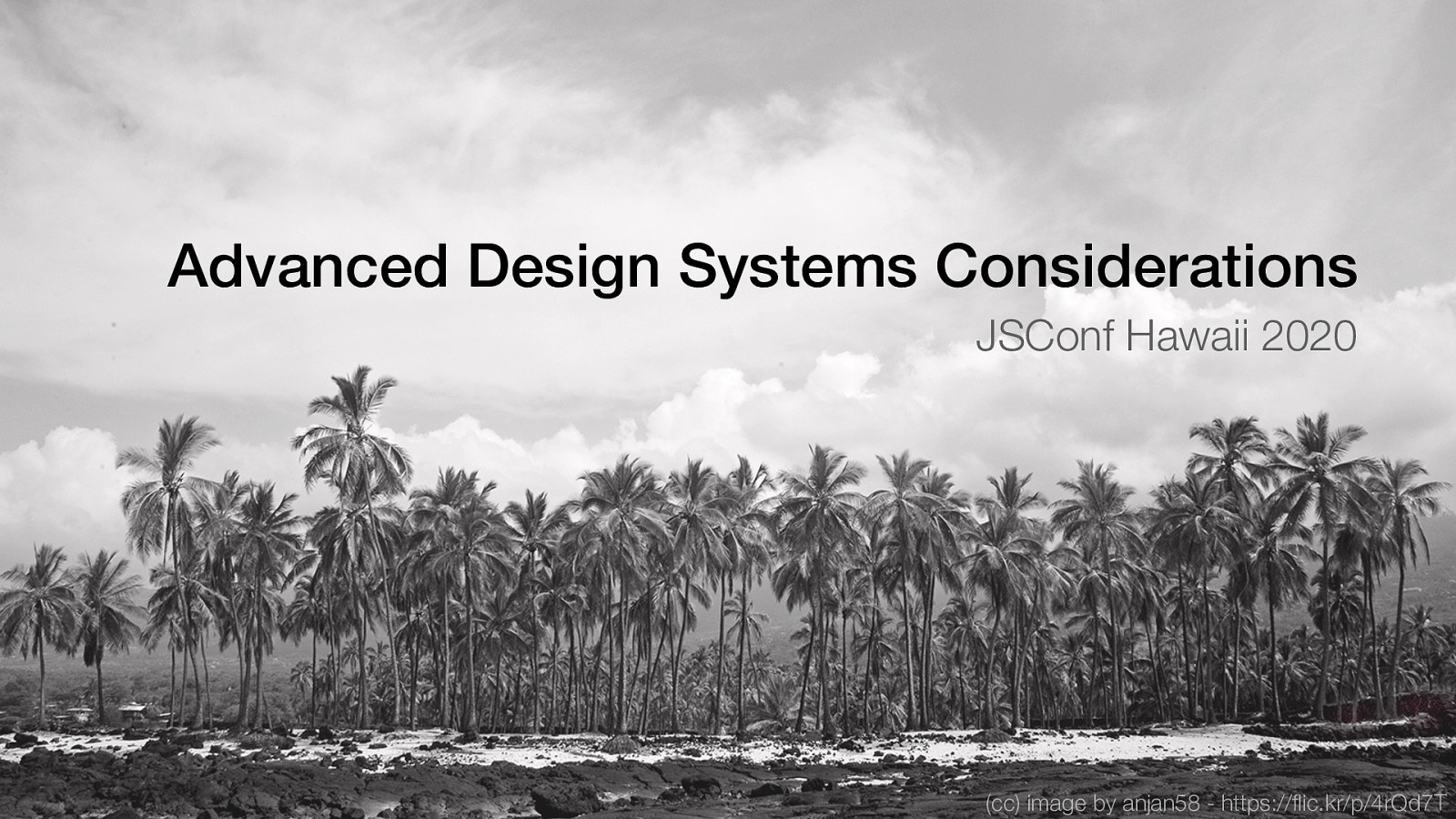 Advanced Design Systems Considerations
