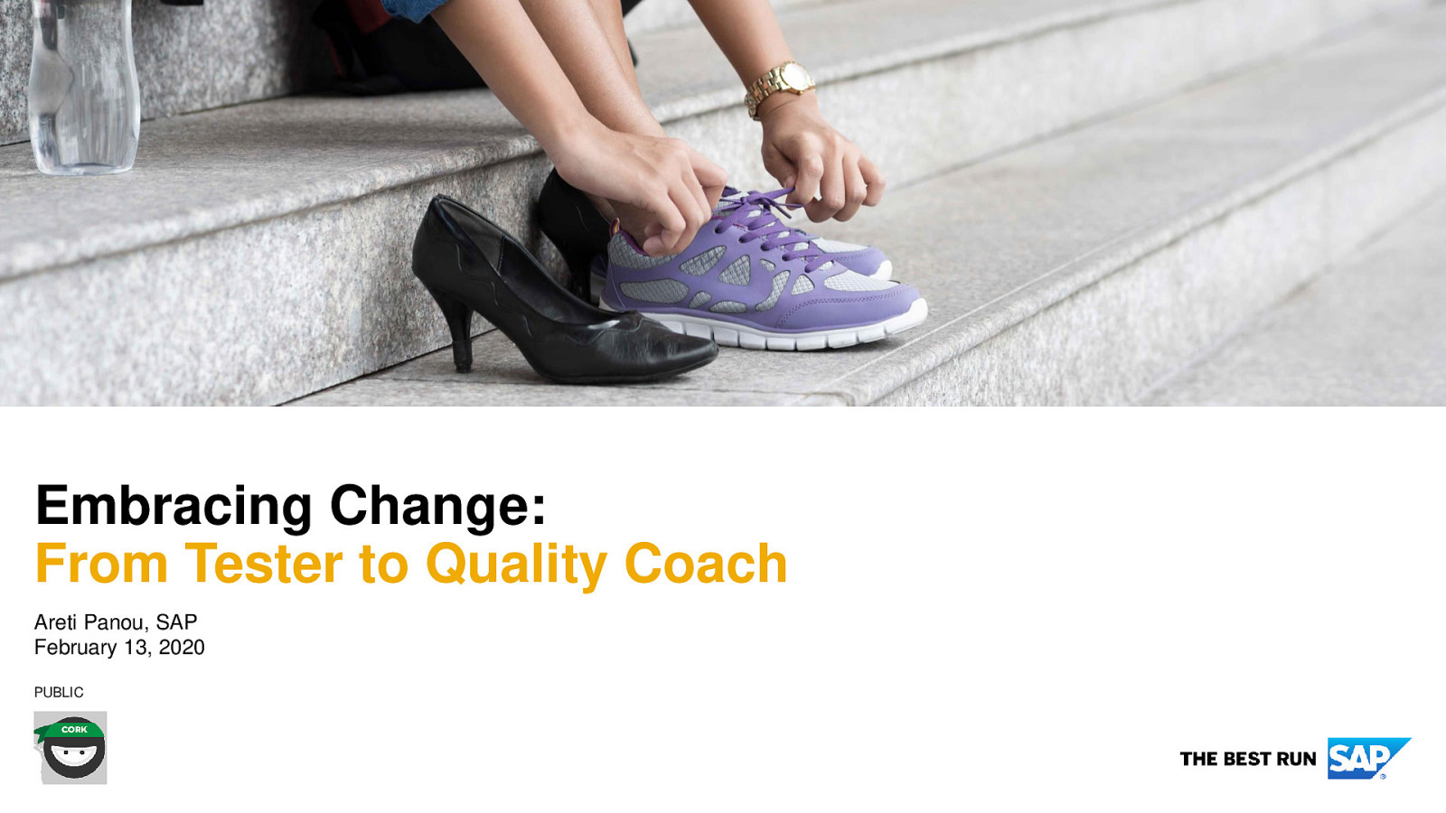 Embracing Change: From Tester to Quality Coach