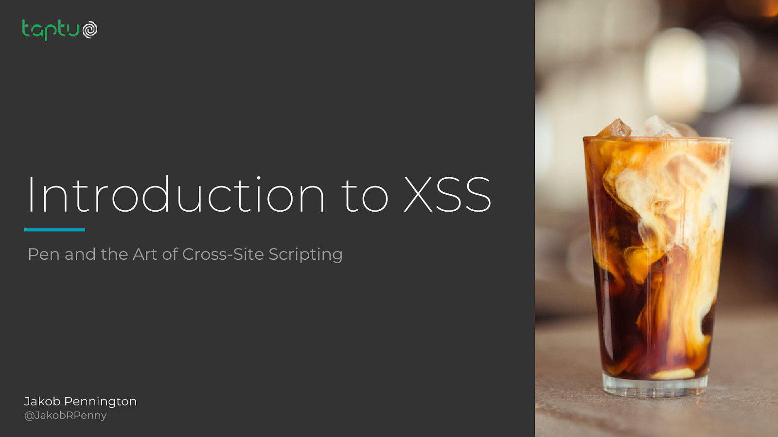 Introduction to XSS