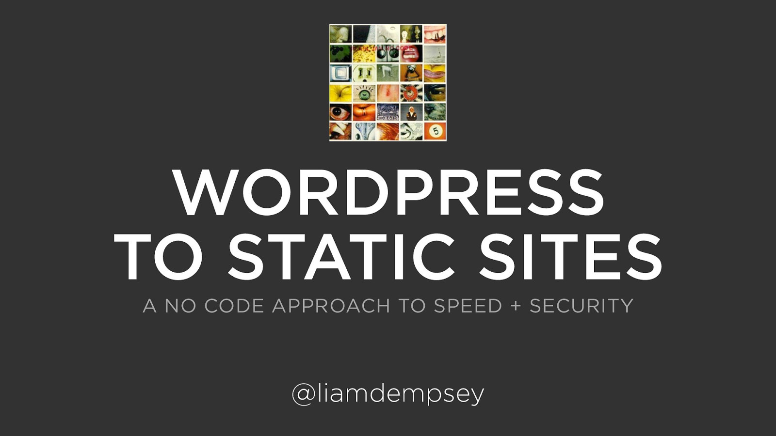 WordPress to Static Sites: A No Code Approach to Speed + Security