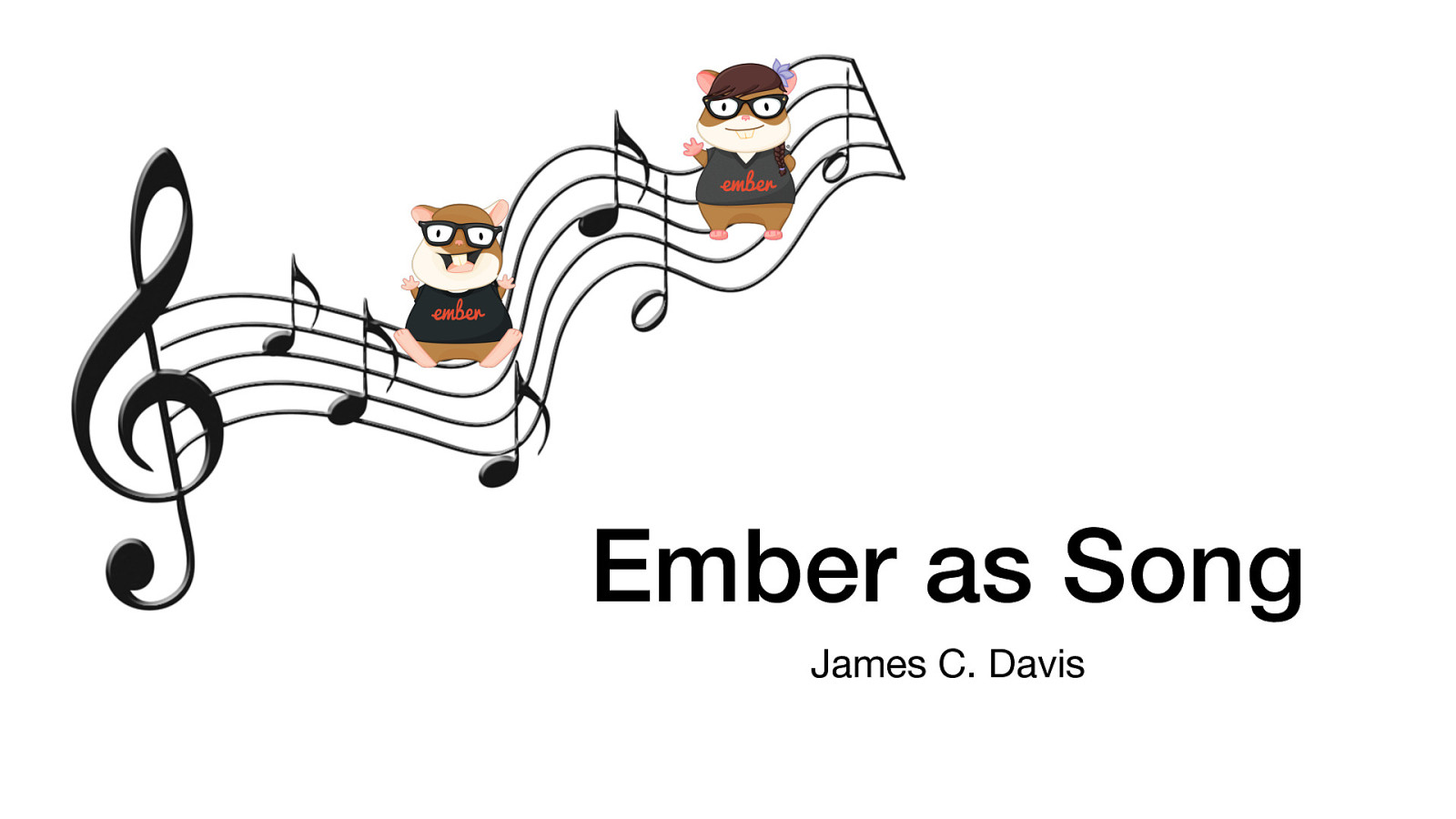 Ember as Song