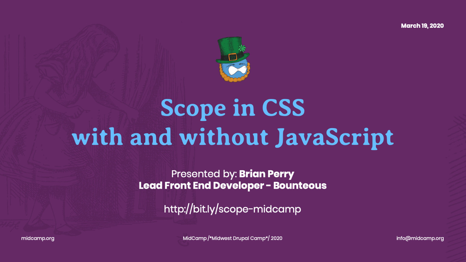 Scope In CSS With and Without JavaScript