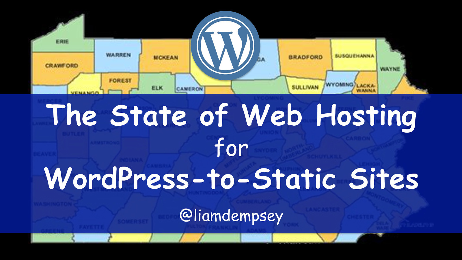 The State of Web Hosting for WordPress-to-Static Sites