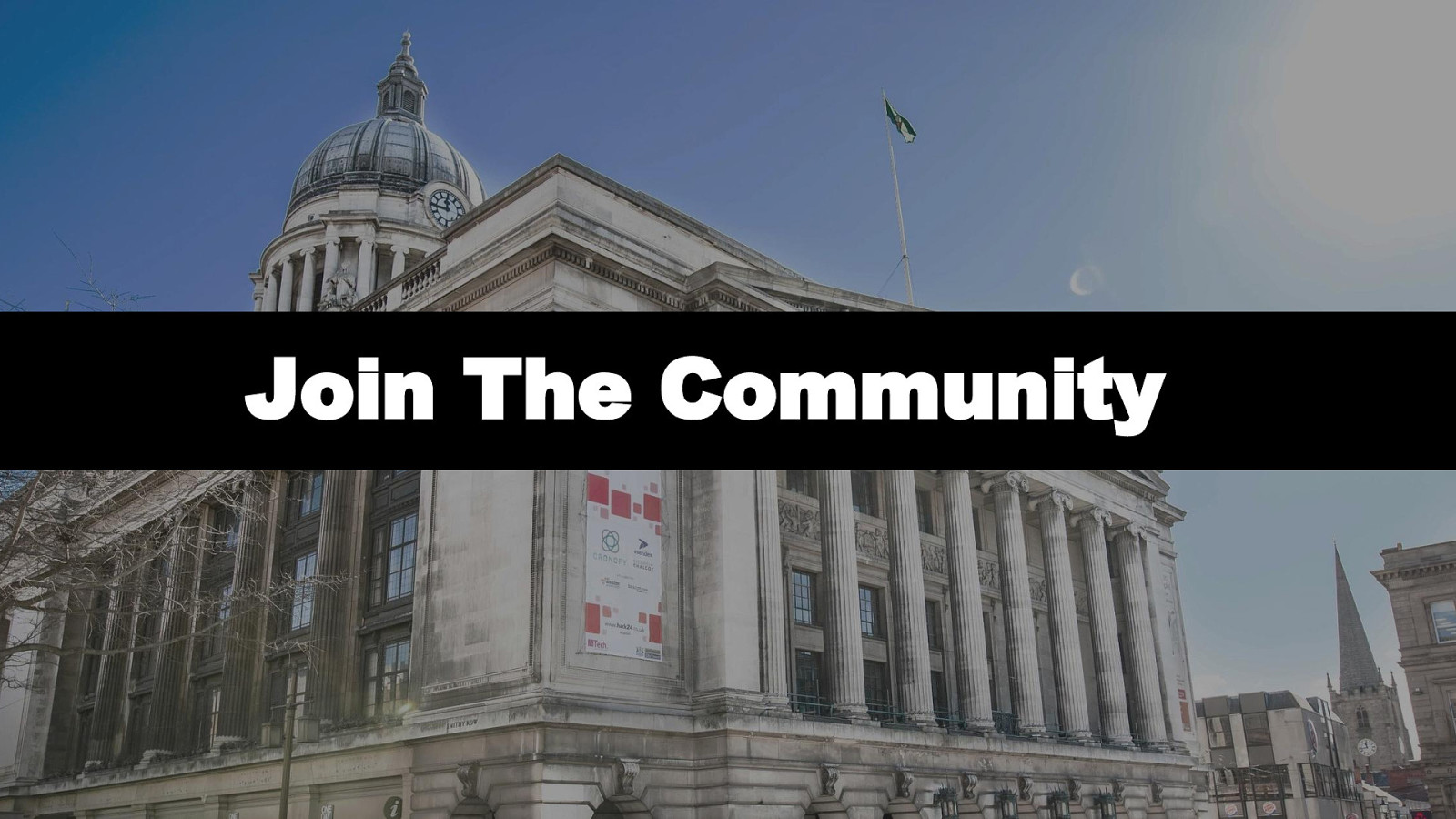 Join the Community