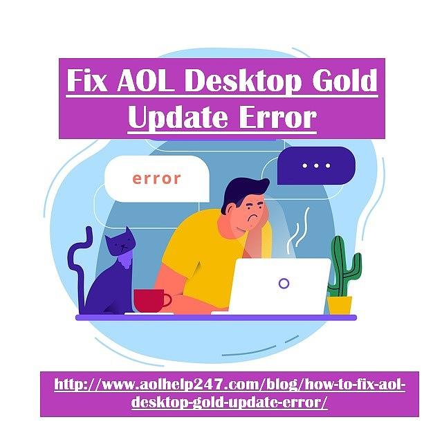 AOL Desktop Gold Update Error? AOL Desktop Gold Help +1(866)257-5356 by Ethan Ellen