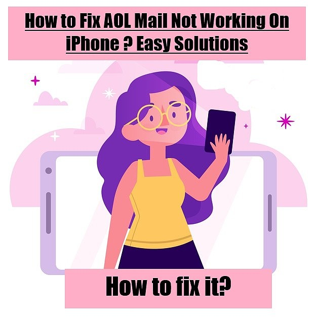 Call@+1(866)257-5356 How to fix-AOL Mail Not Working On iPhone?