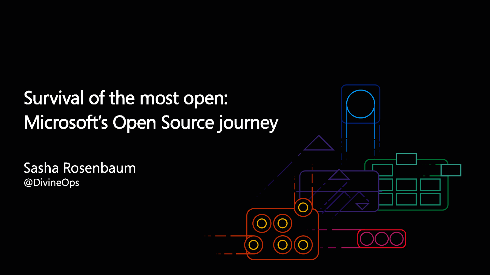 Survival of the most open: Microsoft's Open Source Journey