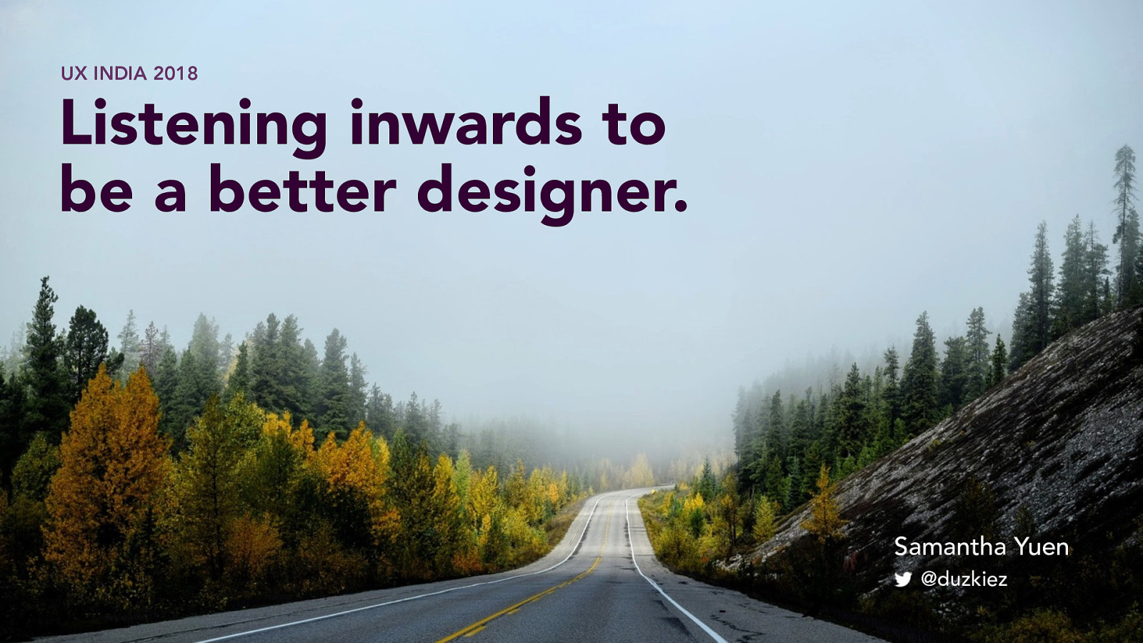 Listening inwards to be a better designer