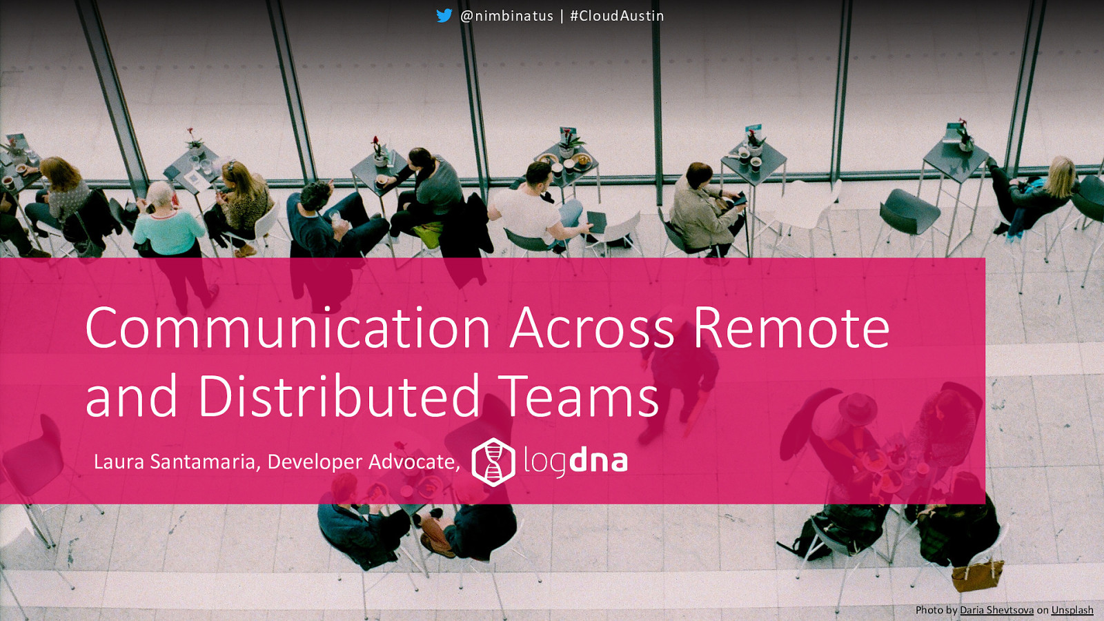 Communication across Remote and Distributed Teams