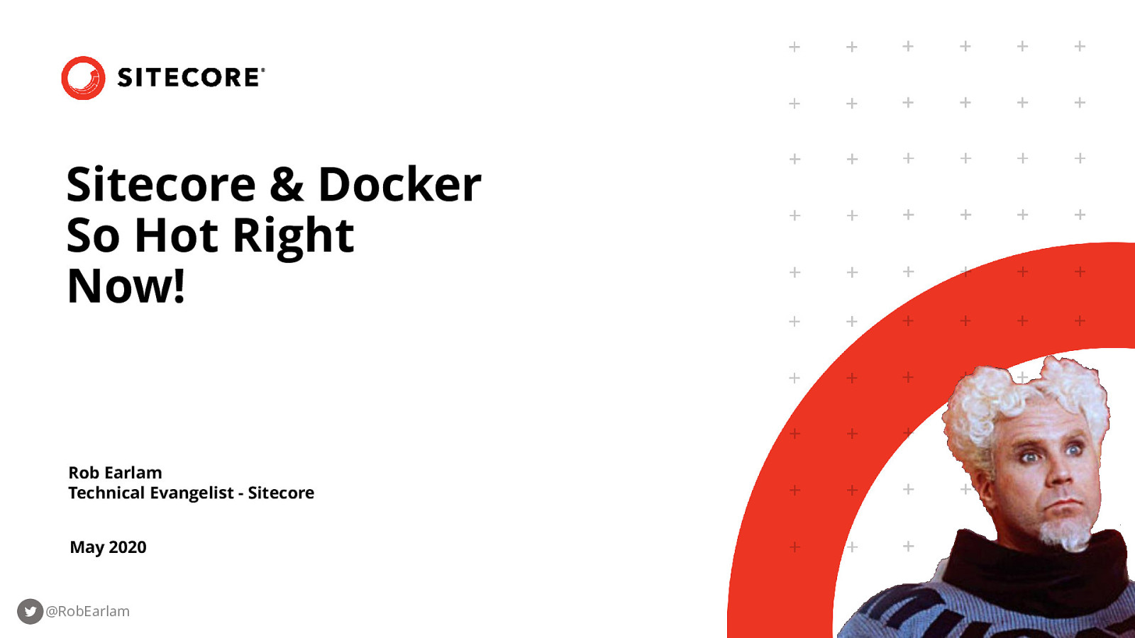 Sitecore & Docker – So hot right now!
