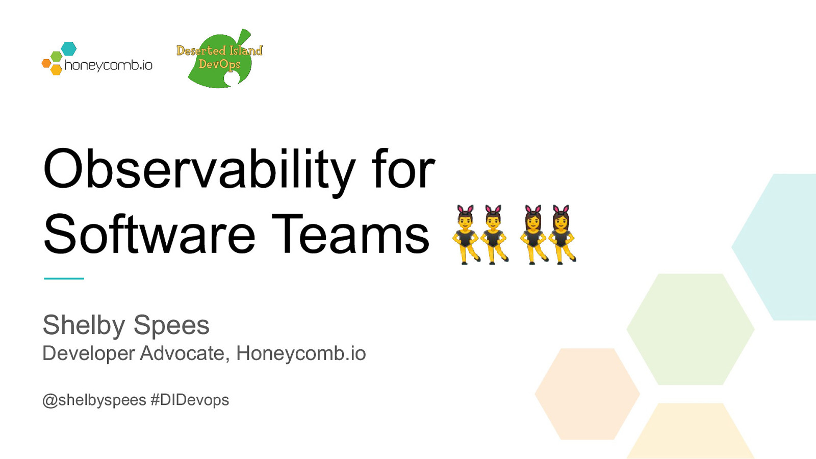 Observability for Software Teams