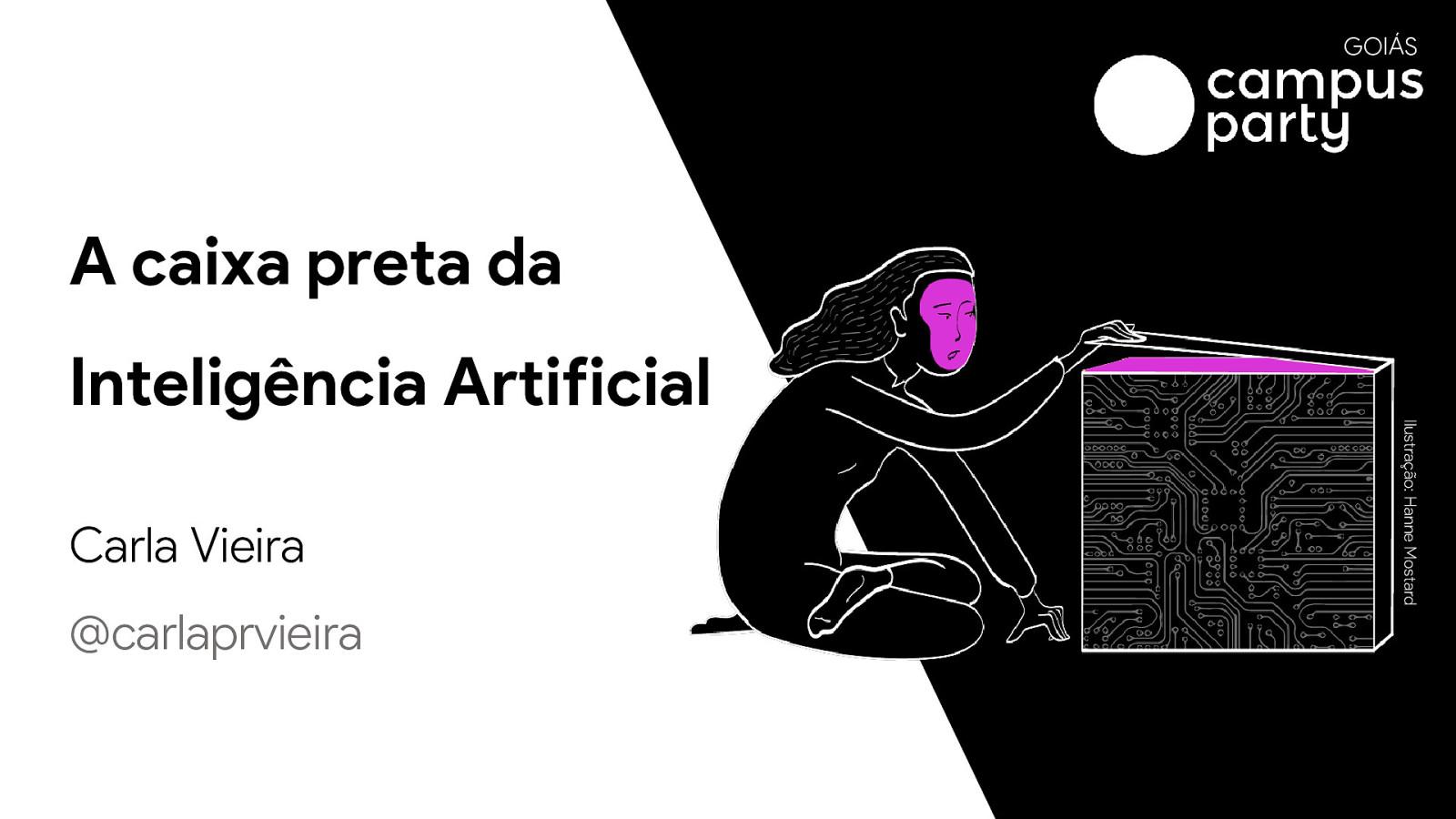 A caixa preta da Inteligência Artificial