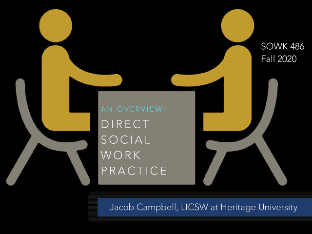 Week 04 - Direct Social Work Practice