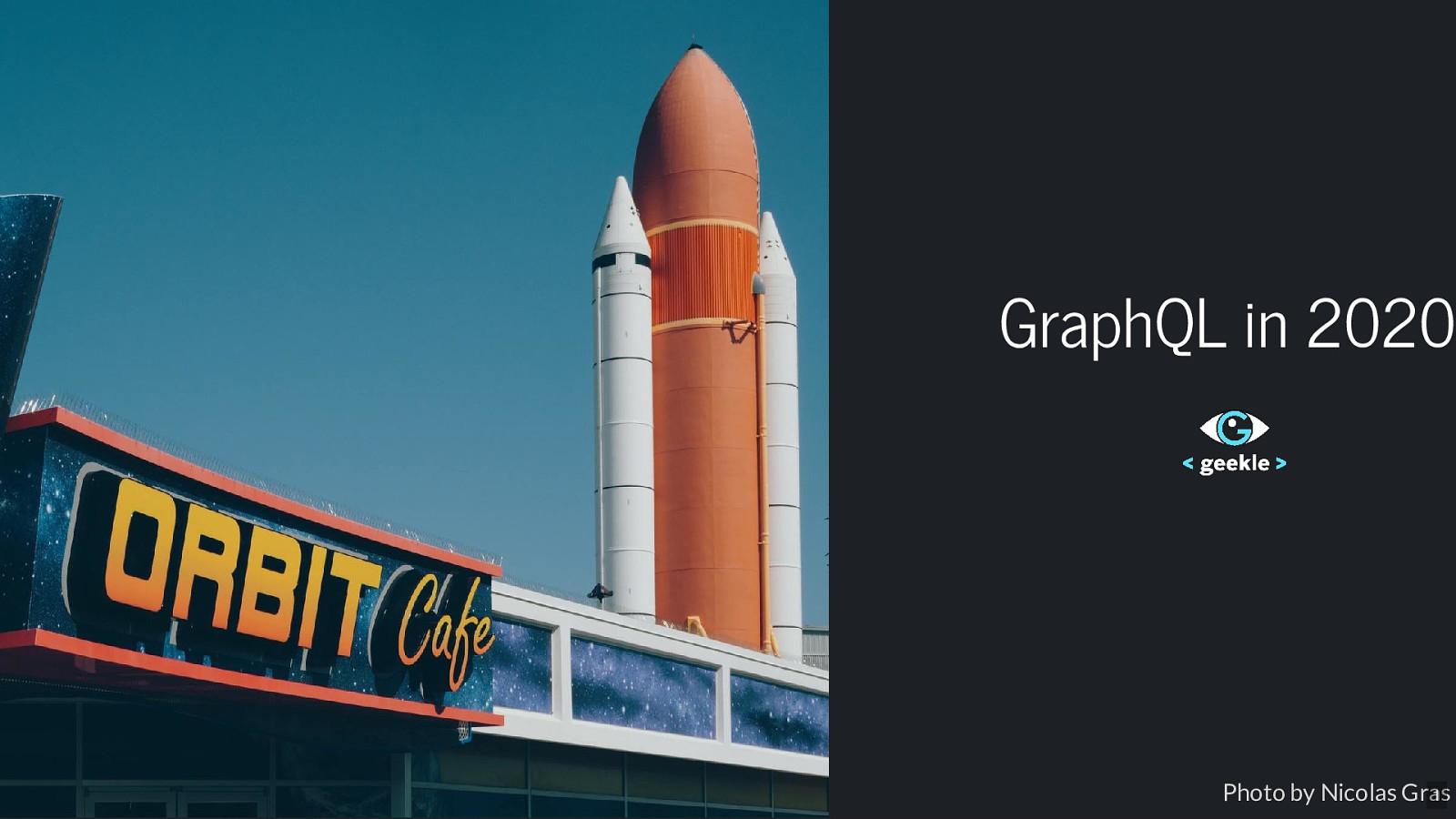 GraphQL in 2020