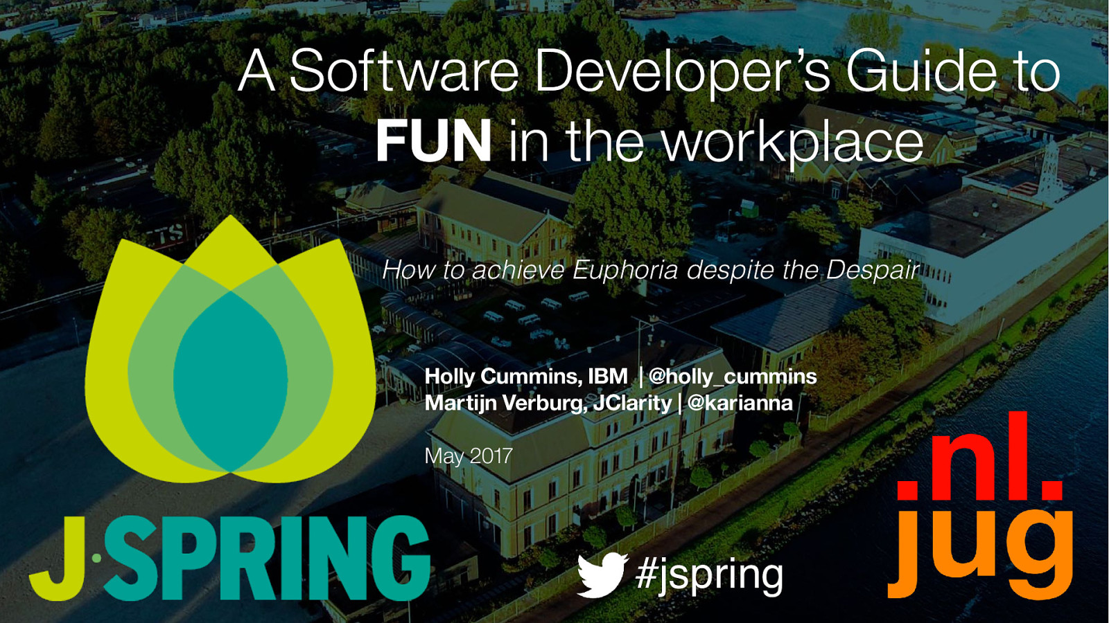 Software Developers Guide to Fun in the Workplace: Euphoria Despite the Despair