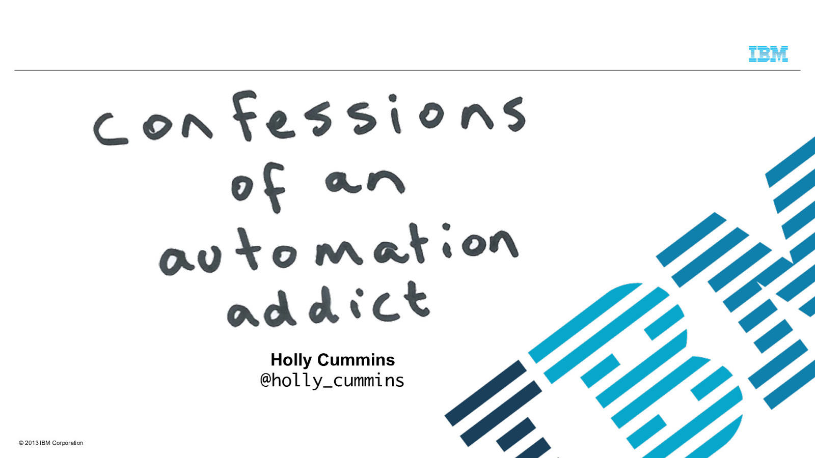 Confessions of an Automation Addict