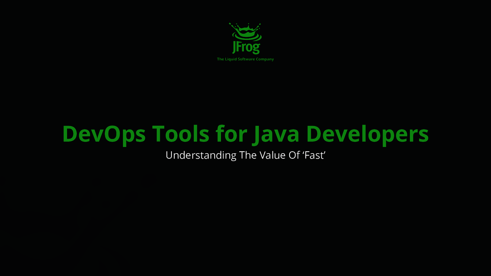 DevOps Tools for Developers