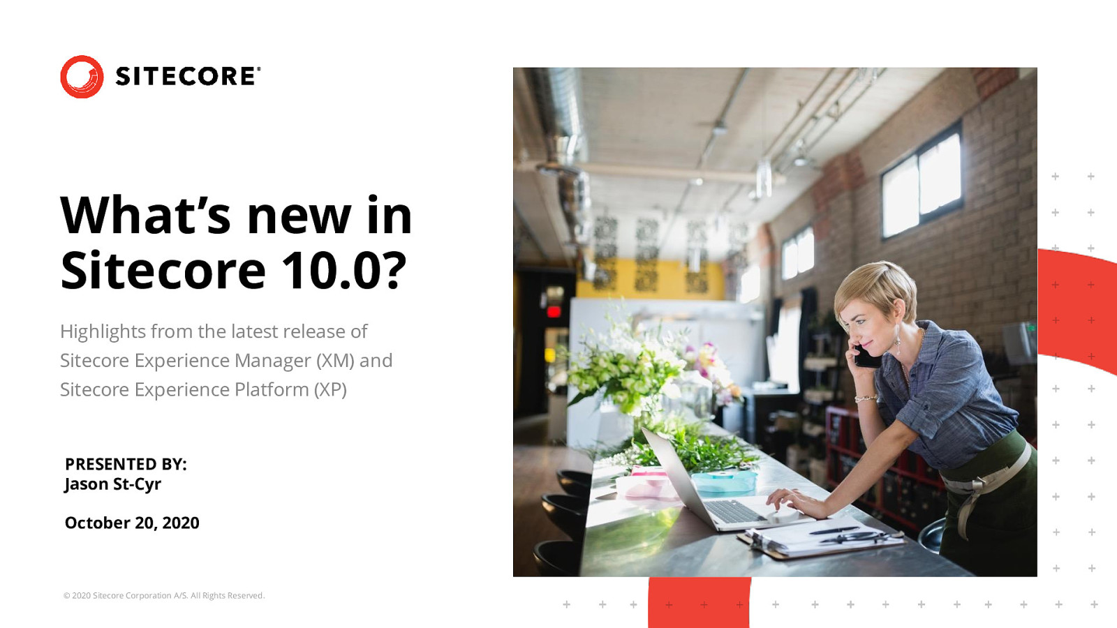 What's new in Sitecore 10.0?