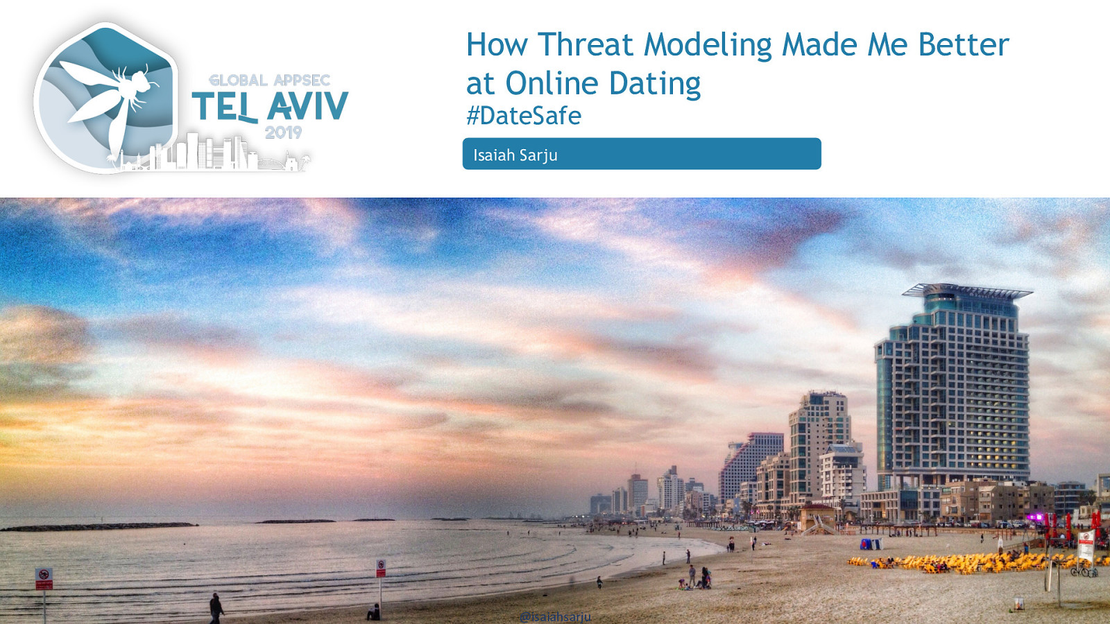 How Online Dating Made Me Better At Threat Modeling