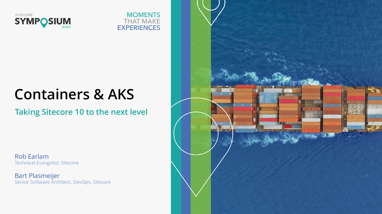 Containers & AKS - Taking Sitecore 10 to the next level