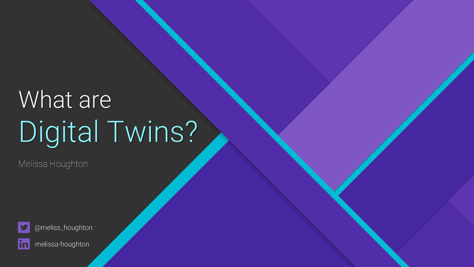 What are Digital Twins?