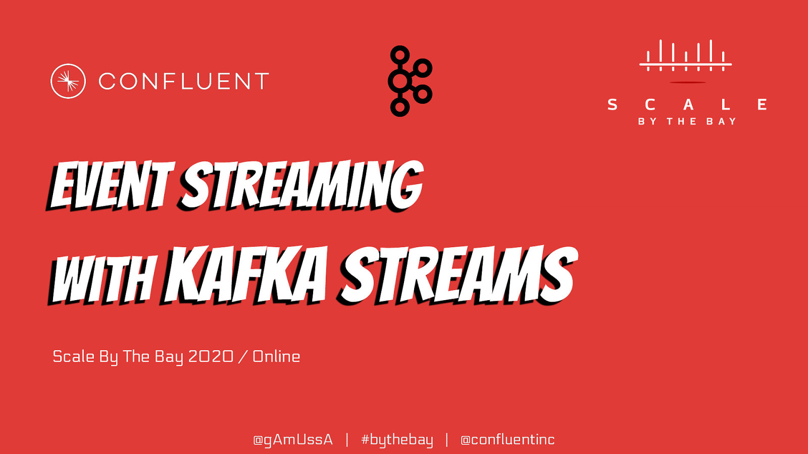 Event Streaming with Kafka Streams