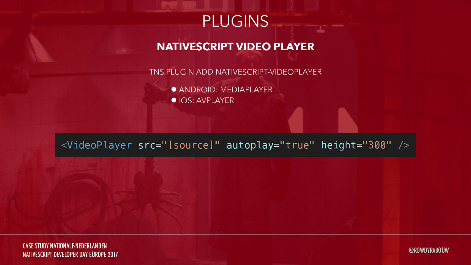 Awesome native apps with NativeScript and Angular!