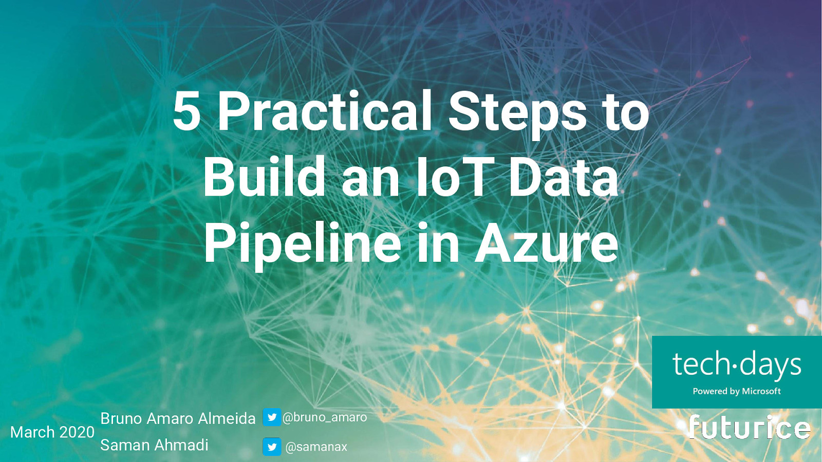 5 Practical Steps to Build an IoT Data Pipeline in Azure