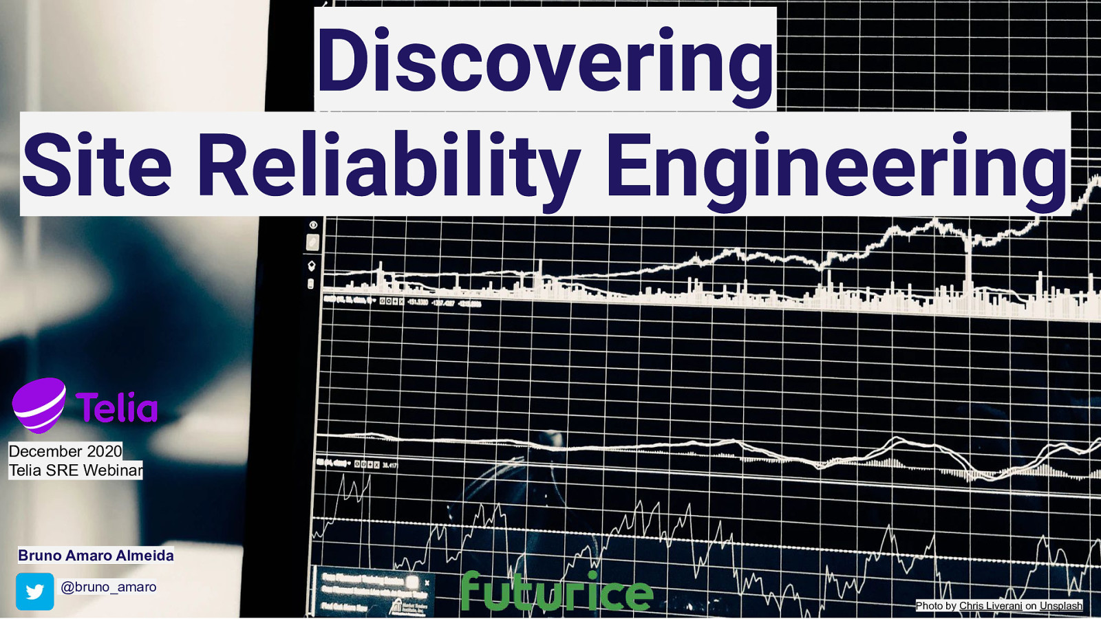 Discovering Site Reliability Engineering