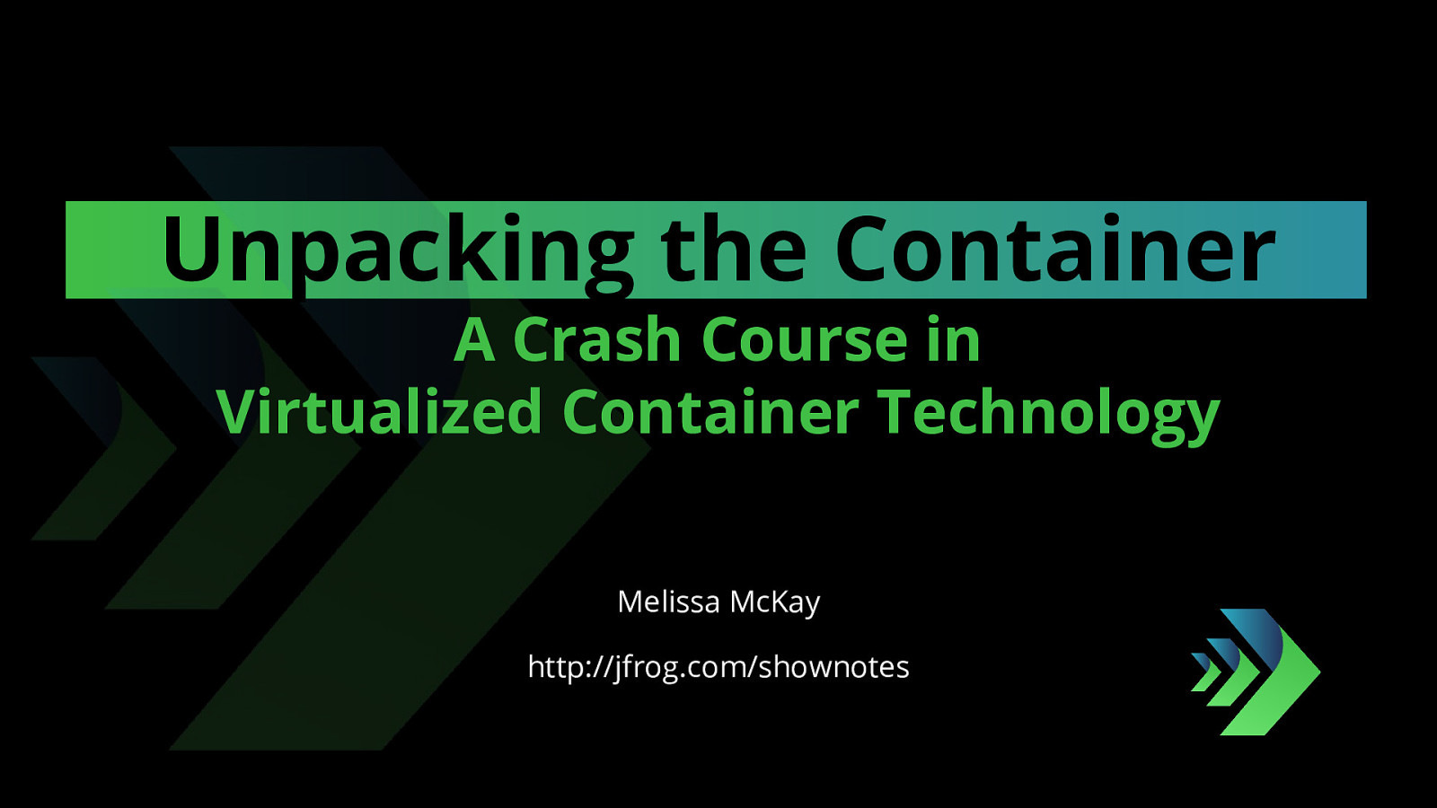 Unpacking the Container: A Crash Course in Virtualized Container Technology