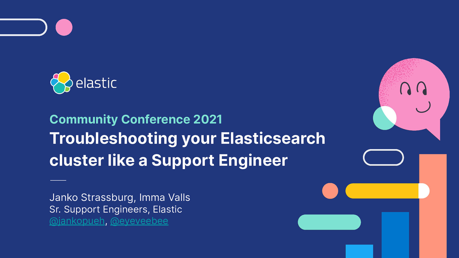 Troubleshooting your Elasticsearch cluster like a support engineer by Imma Valls