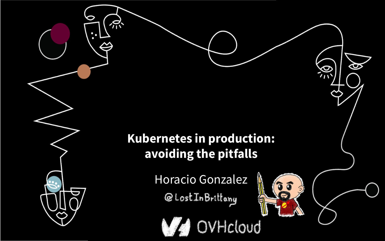 Kubernetes in production – how to avoid the pitfalls!