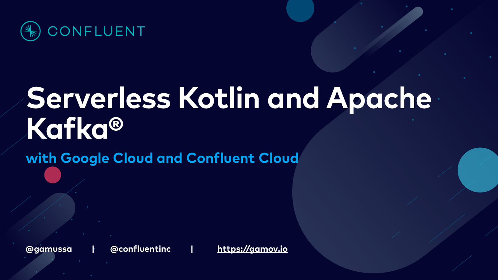 Serverless Kotlin and Apache Kafka® with Google Cloud and Confluent Cloud