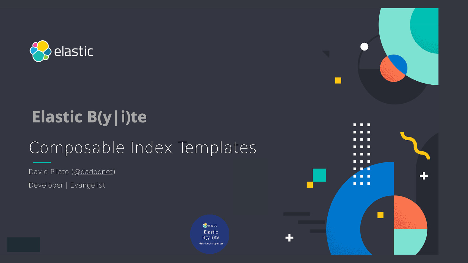Composable Index Templates