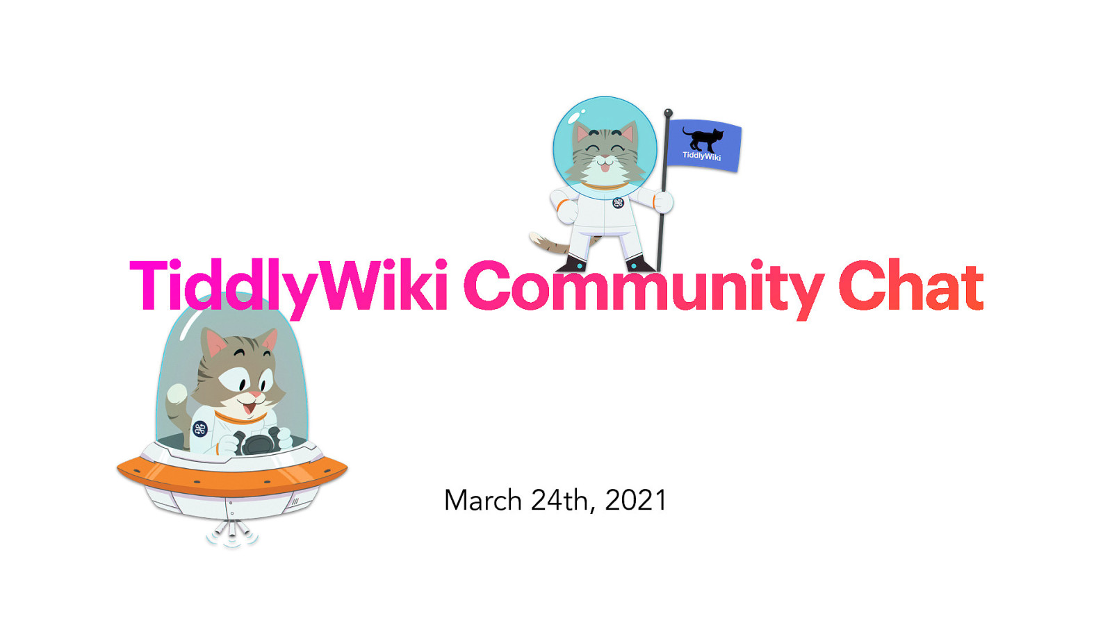 TiddlyWiki on Fission Community Call