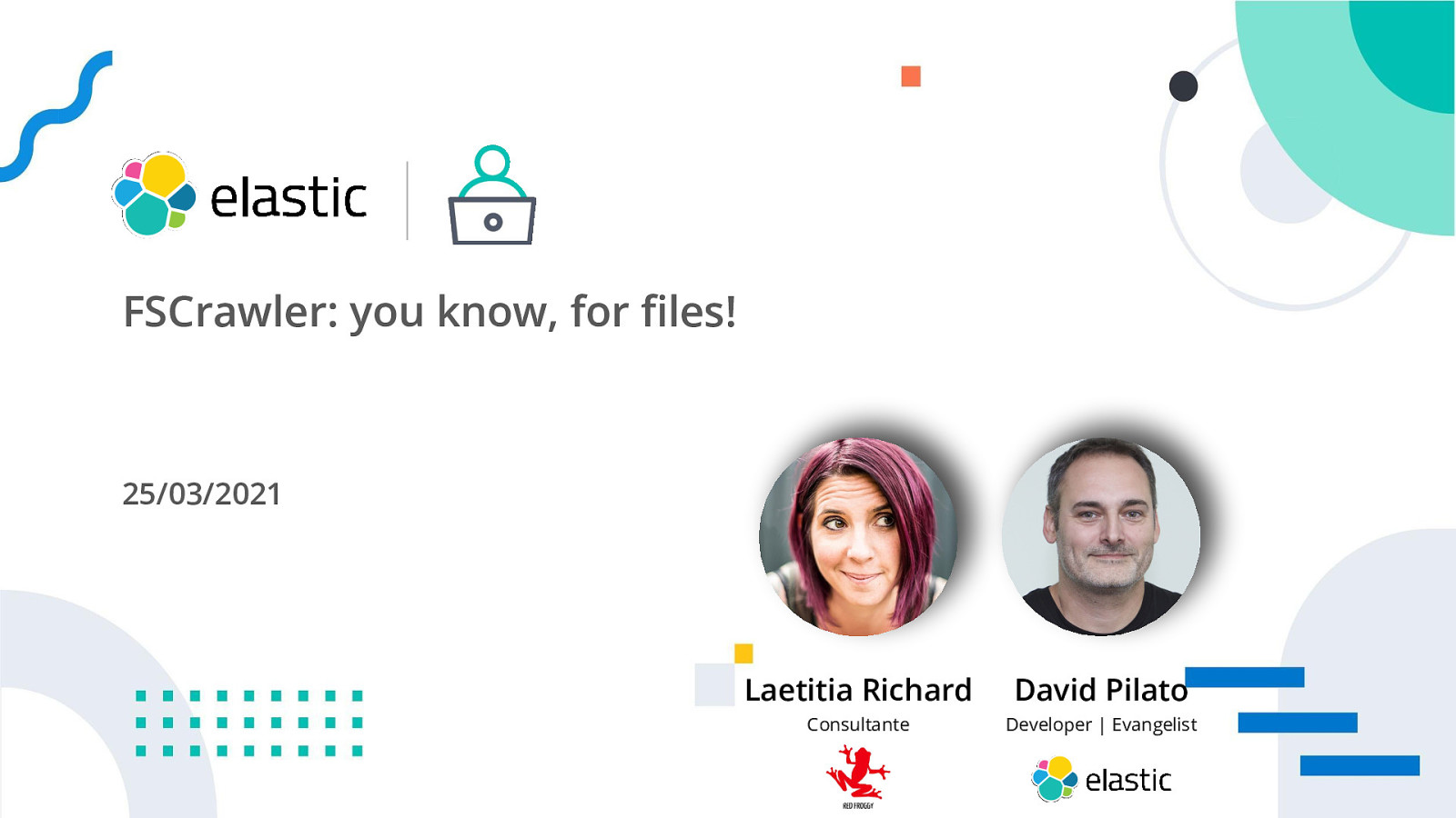 FSCrawler: you know, for files!