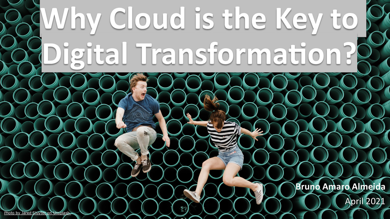Why Cloud is the key to Digital Transformation?