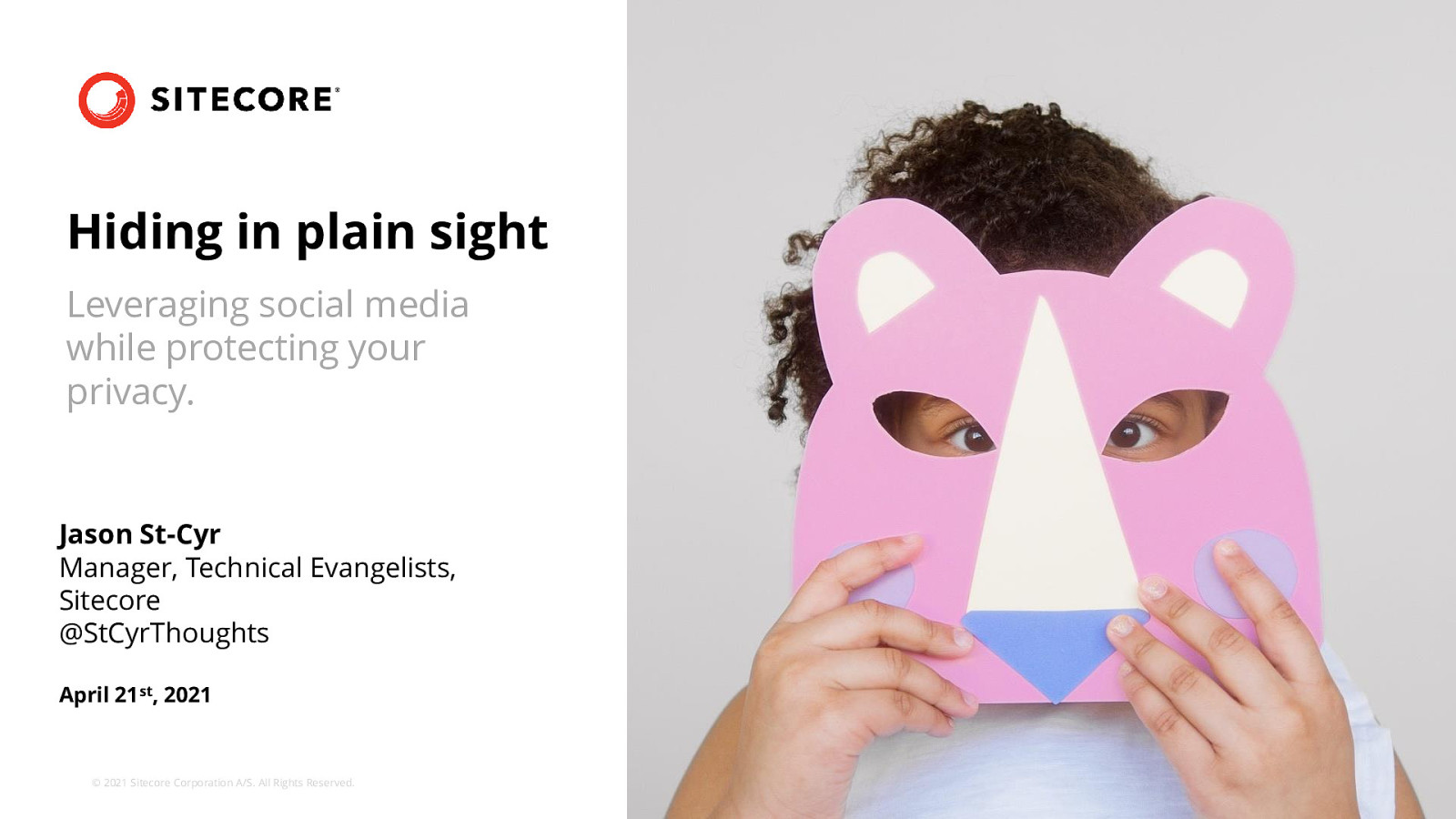 Hiding in Plain Sight: Leveraging Social Media While Protecting Your Privacy