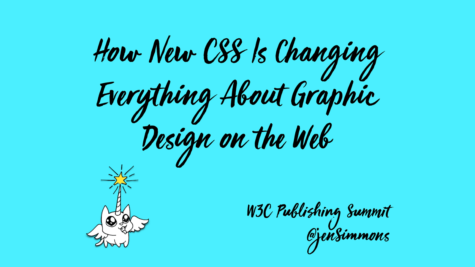 How New CSS Is Changing Everything About Graphic Design on the Web